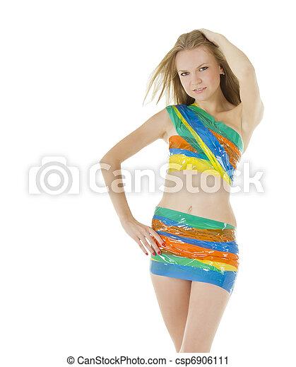 adolescent nue sexy photo nue d'une fille