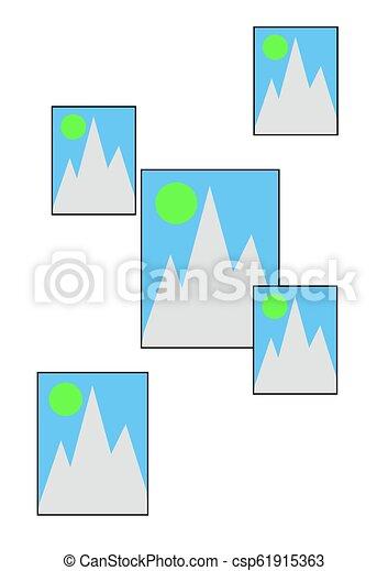 Image Icon - csp61915363