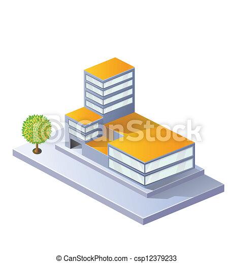 image, usine - csp12379233