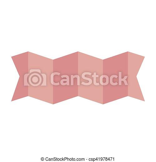 image, vide, emblème, icône - csp41978471