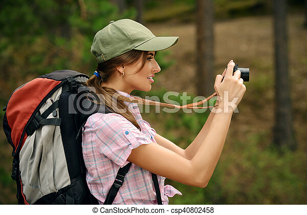 Historia de fotos - csp40802458