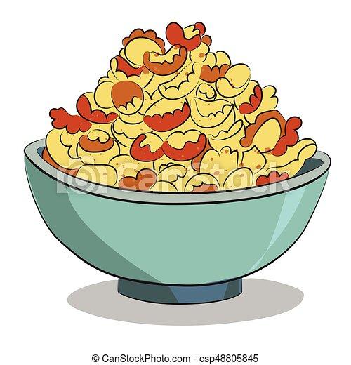 gr u00e1ficos vectoriales eps de imagen  taz u00f3n  caricatura Cereal Clip Art Toothbrush Clip Art