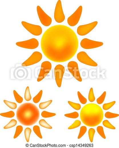 images, ensemble soleil, briller, gentil - csp14349263