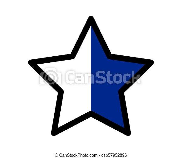 images, forme, étoile - csp57952896