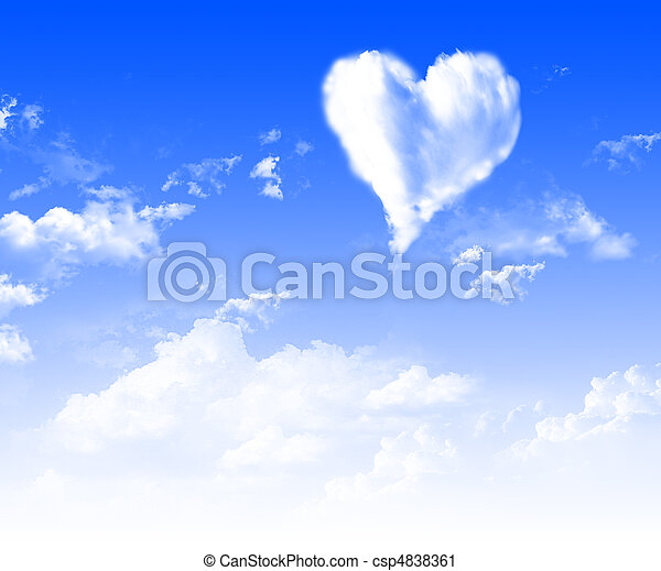images of heart - csp4838361