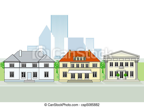 immobilier - csp5085882