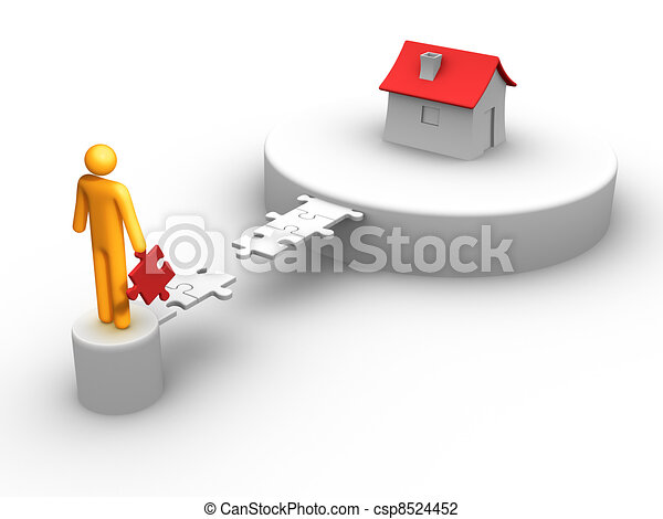immobiliers - csp8524452