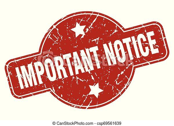important notice - csp69561639