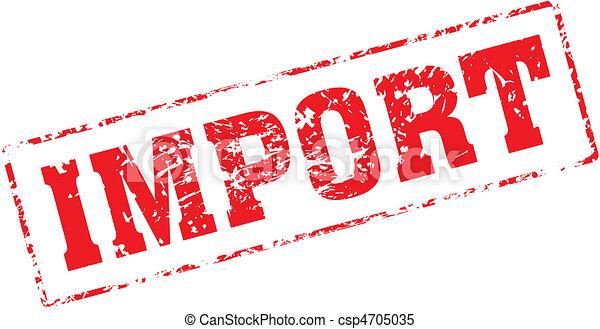 importation - csp4705035