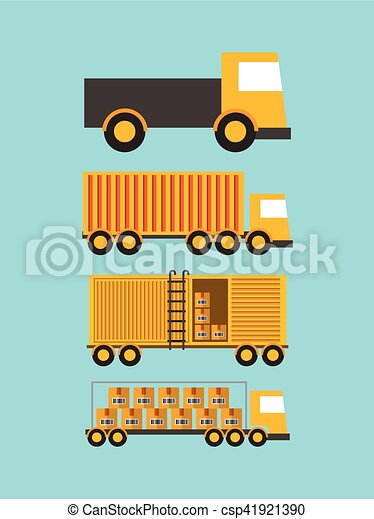importation, exportation, conception - csp41921390
