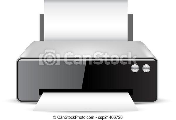 impressora - csp21466728