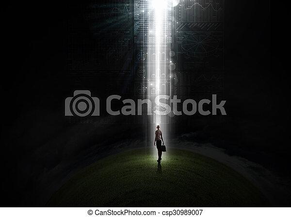 In light of success - csp30989007