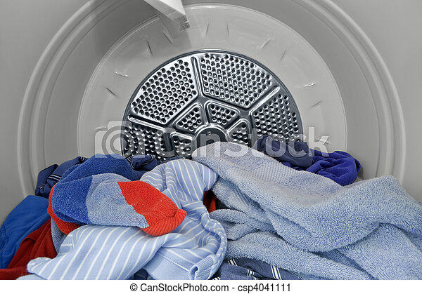 In the Dryer. - csp4041111