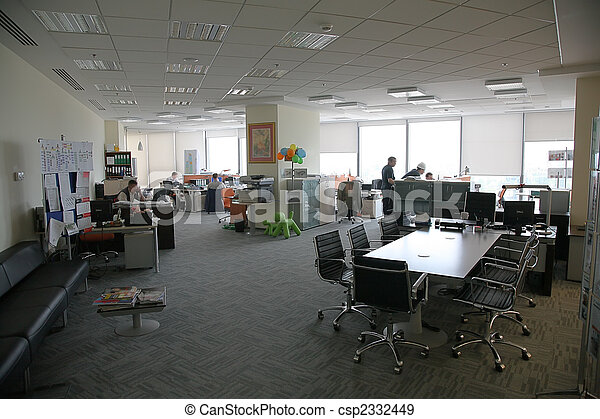 in the office - csp2332449