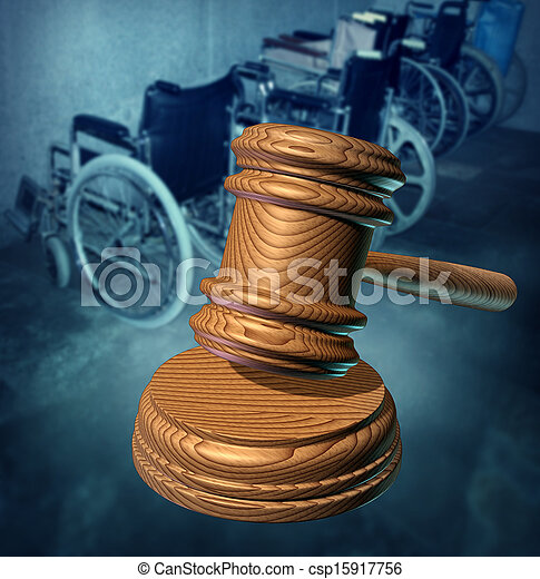 incapacité, droits - csp15917756