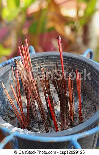 Incense burner - csp12029125