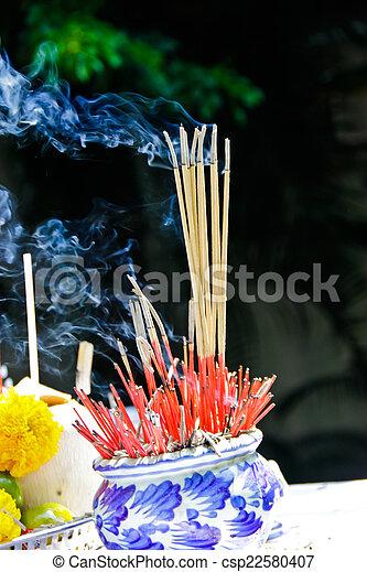 Incense burner - csp22580407