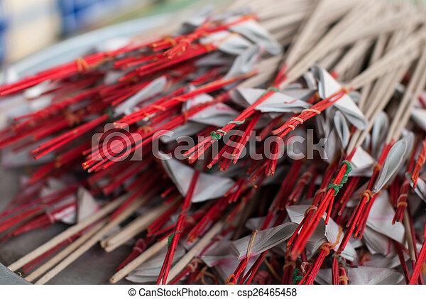 incense stick - csp26465458