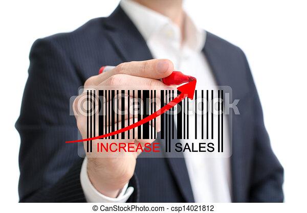 Increase sales - csp14021812