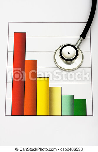 Increased Healthcare Ratings - csp2486538