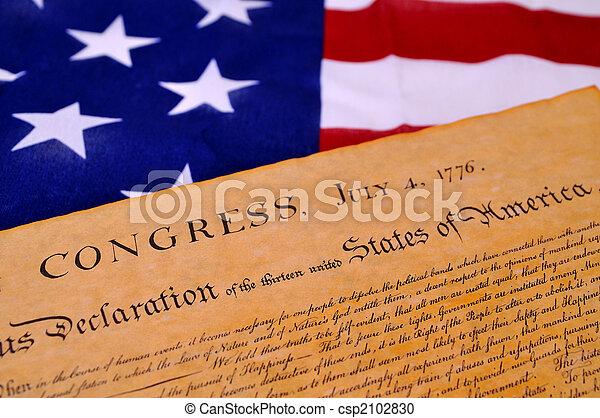 independência, declaração - csp2102830