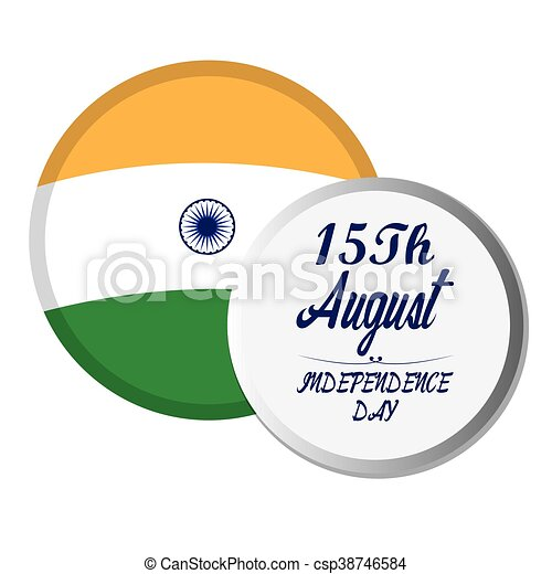 independence day of india vector illustration vector search clip rh canstockphoto com indian independence day border clipart indian independence day border clipart