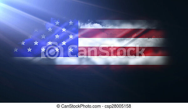 Independence Day - csp28005158