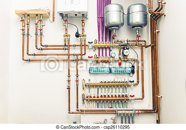 independent heating system - csp26110295