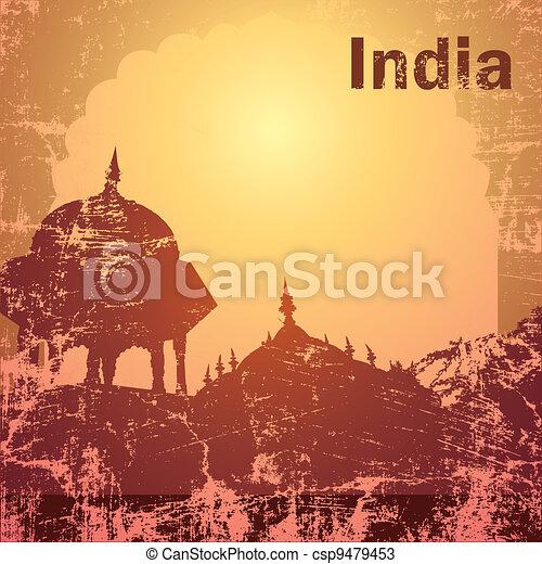 India-2 - csp9479453