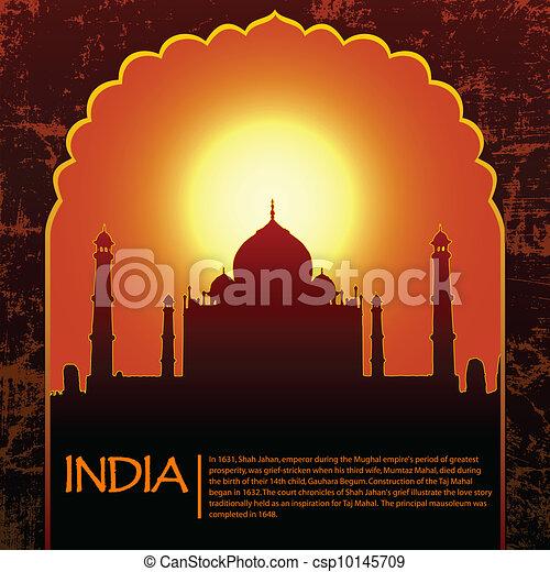 India-7 - csp10145709