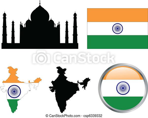 India - csp6339332