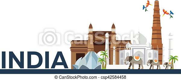 India Architecture, Incredible India, Tourism, Travel, Tour Operator,  Travel Agent, Monument, Landmark transparent background PNG clipart |  HiClipart