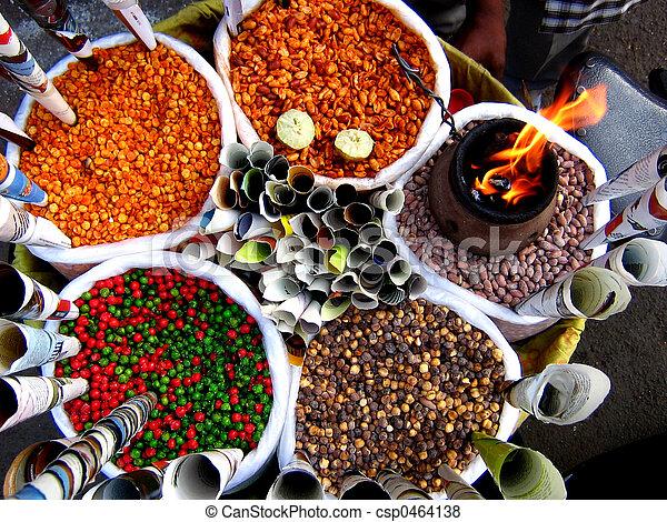 Indian Cereals - csp0464138