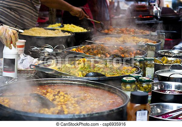 indian food - csp6935916