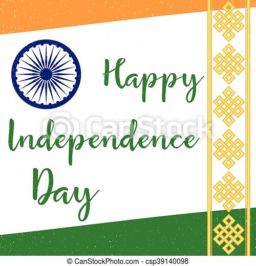 Indian independence day greeting card poster flyer eps vectors indian independence day greeting card poster flyer patriotic banner for website template 15th m4hsunfo