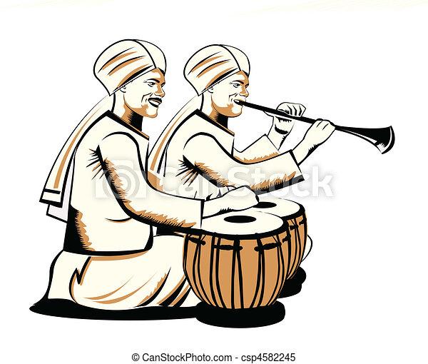 A bollywood dance ritual 2