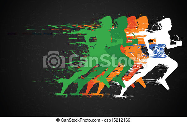 Indian Runners - csp15212169