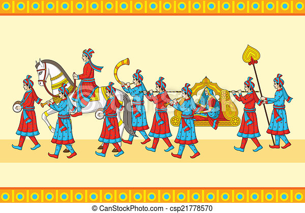 Indian wedding pictures clip art