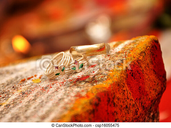 Indian wedding foot ring Indian hindu wedding foot ring picture