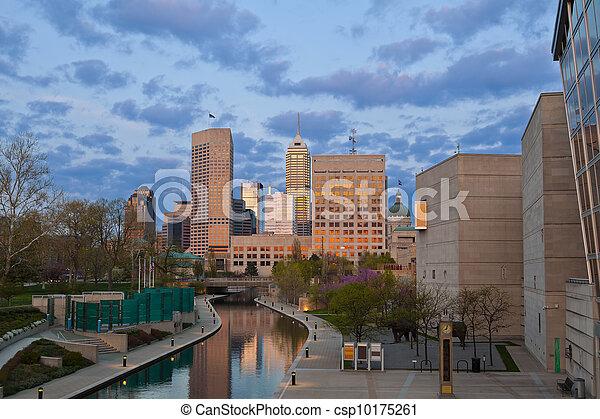 Indianapolis. - csp10175261
