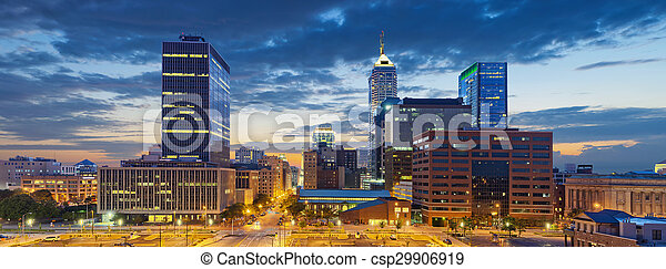 Indianapolis. - csp29906919