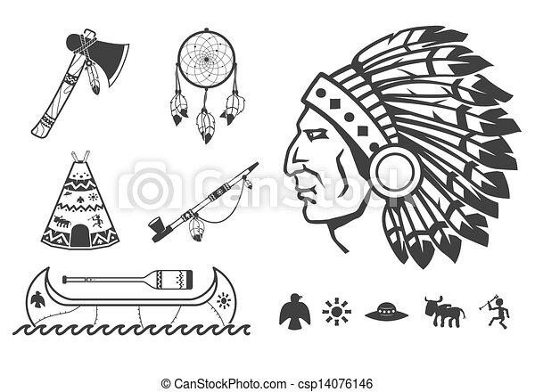 Indians - csp14076146