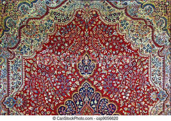 indische orientalische beschaffenheit teppich. Black Bedroom Furniture Sets. Home Design Ideas