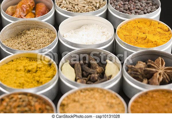 Indisk Kryddor