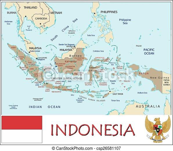 Indonesia administrative divisions Administrative divisions