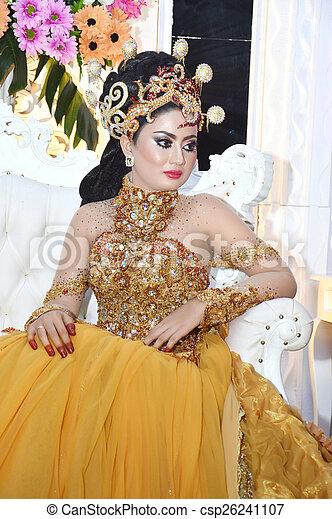 Indonesian bride - csp26241107