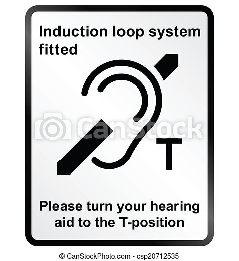 Induction Loop Facility Information - csp20712535