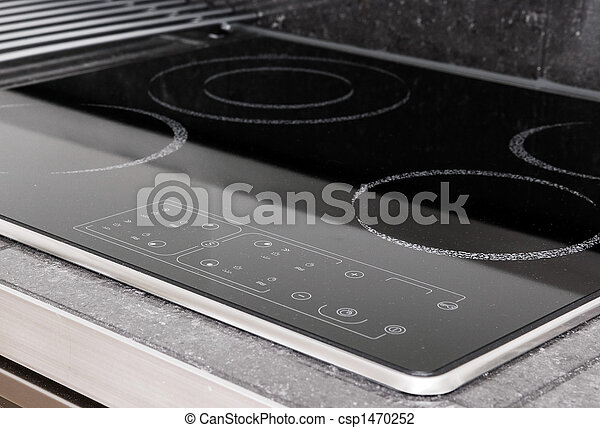 Induction Stove Detail - csp1470252