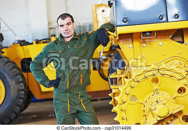 industrial, assembler, trabalhador - csp31014499