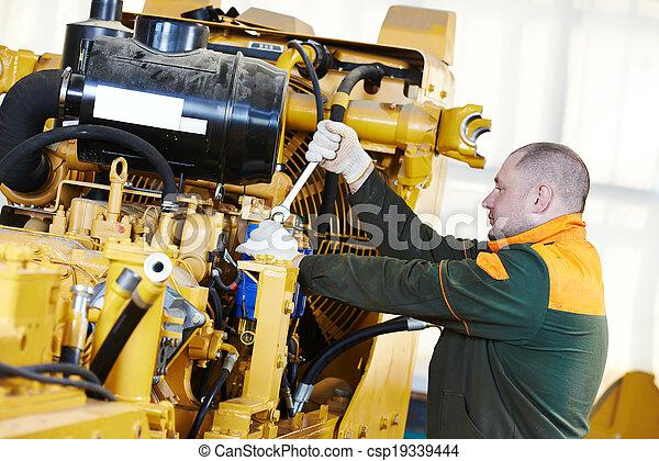 industrial assembler worker - csp19339444
